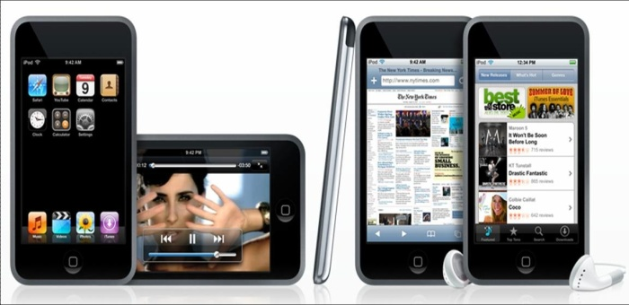 iPod Touch Repairs