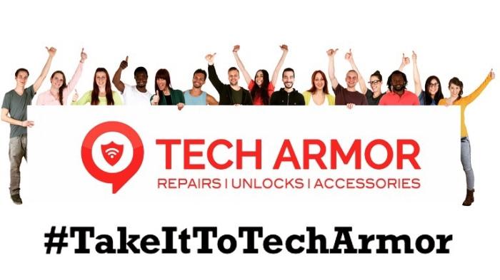 Take It To Tech Armor