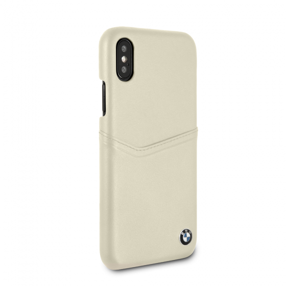 BMW iPhone X Beige